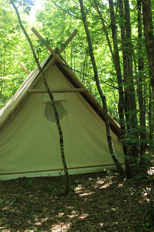 Tente Prospecteur