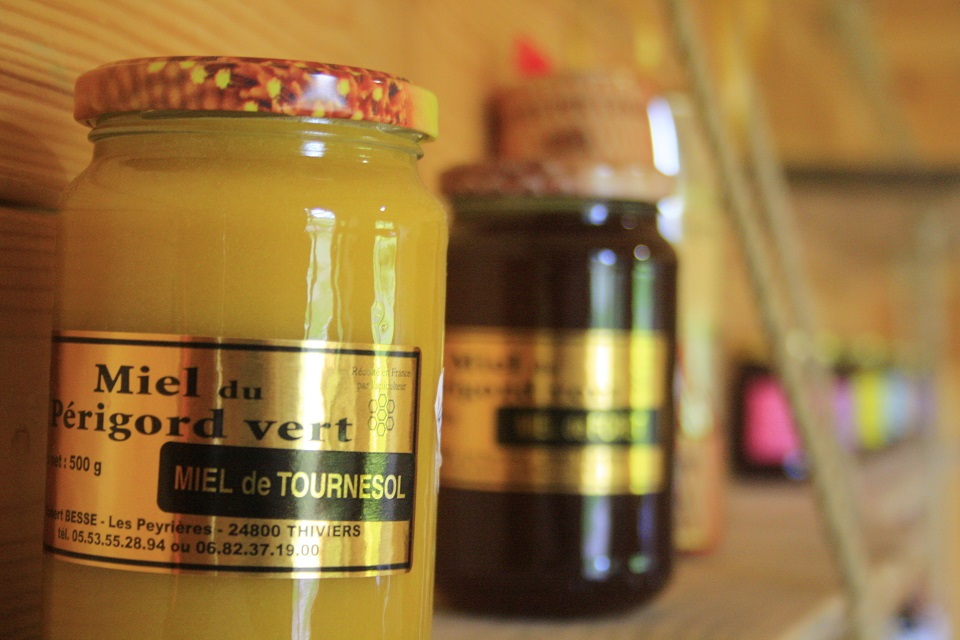 Miel Tournesol Local