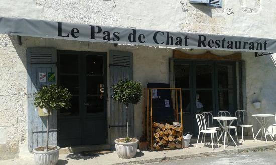 Restaurant Le Pas de Chat à Villars