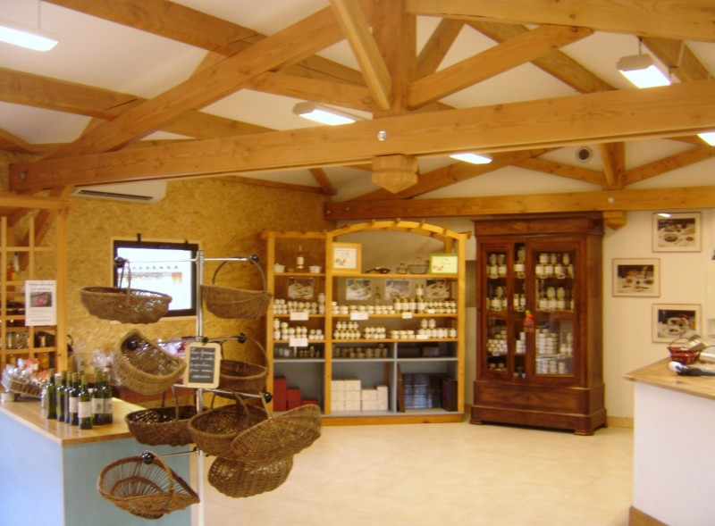 Boutique Ferme Andrévias